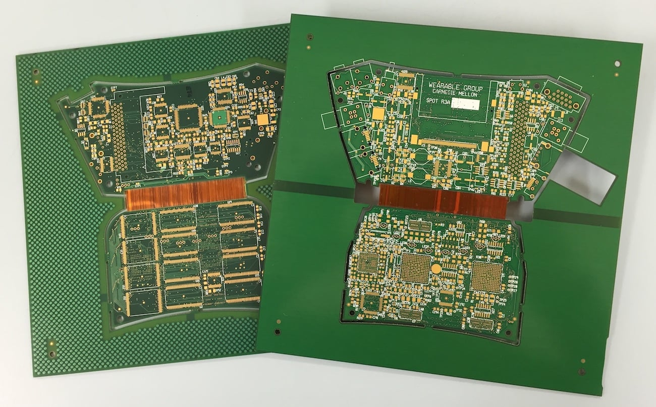 Conceptual Design Engineering Of Flex Rigid Pcb Canonsburg Prototype Printed Circuit Board Maker Buy Layout