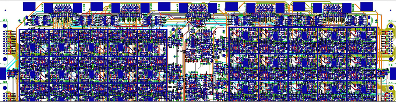 PCB Layout / Complex High Component Count Design