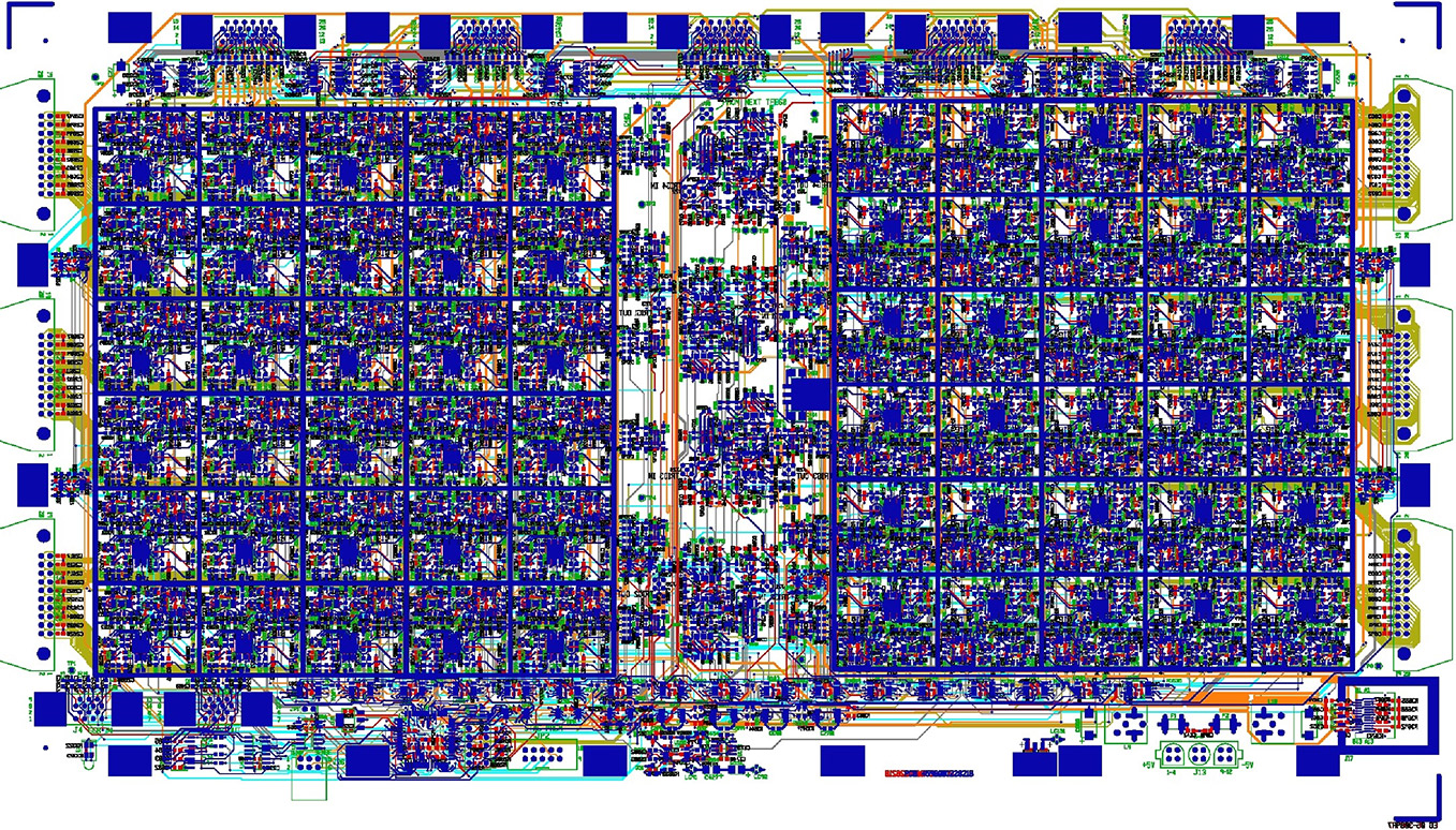 PCB Layout & Complex High Component Count Design - Canonsburg ...